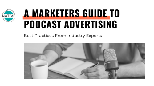 A marketers Guide To Podcast Advertising
